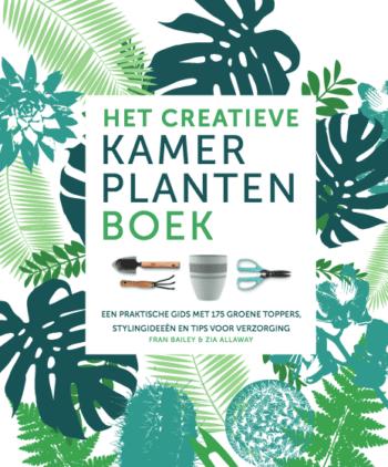 Het Creatieve Kamerplanten Boek